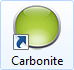 Carbonite Icon