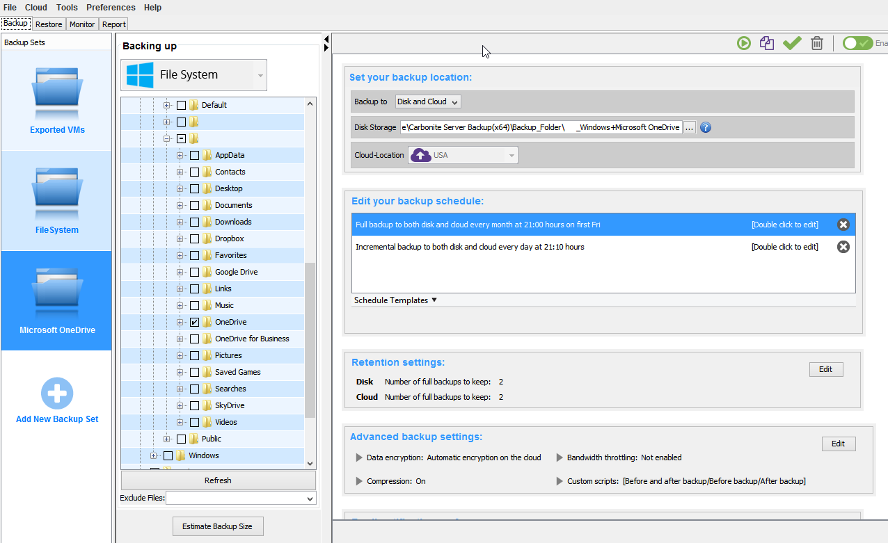Carbonite Support Knowledge Base